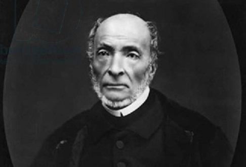 Victor Schoelcher (1804-93) (b/w photo)