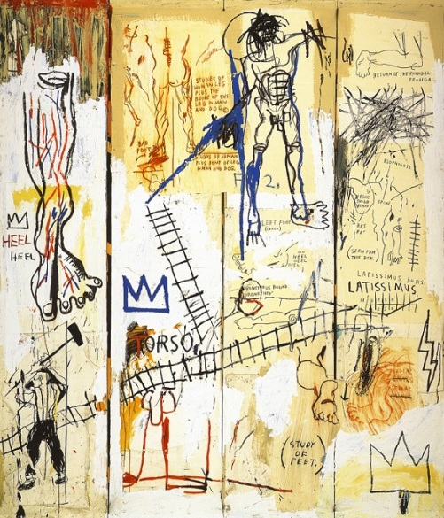 basquiat_leonardo_da_vinci_s_greatest_hits